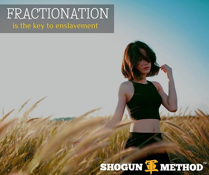Fractionation Hypnosis